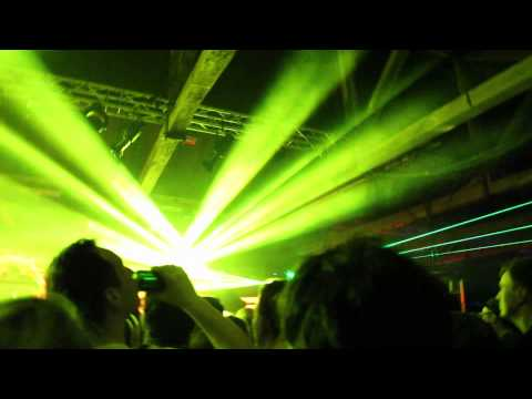 808 State : 90 : LIVE : In Yer Face : LEAF at Tobacco Dock : London