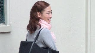 2014.10.4 shooting FLOWER TROUPE 『ELISABETH』 in Tokyo Takarazuka ...