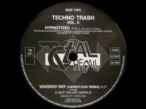A Guy Called Gerald  Voodoo Ray Hardfloor Remix 1991