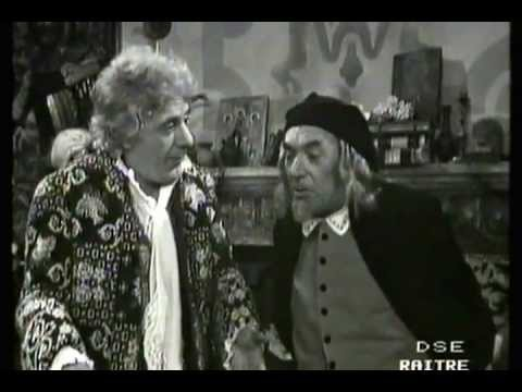 La famiglia dell'antiquario - Carlo Goldoni - YouTube