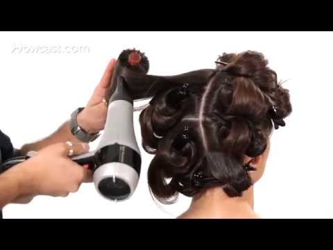 How to Blow Dry for Big, Bouncy Hair   Salon Hair Tutorial