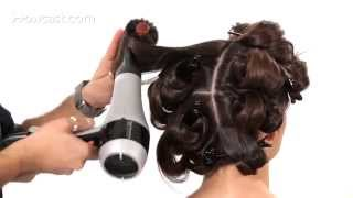 How to Blow Dry for Big, Bouncy Hair | Salon Hair Tutorial