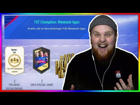 ÖPPNAR ERA WL REWARDS!!! - FIFA 19 SVENSKA