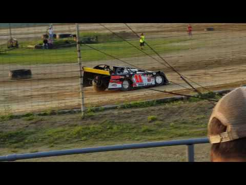 June 11, 2016 Limited Late Model Heat 1 Marion Center Speedway