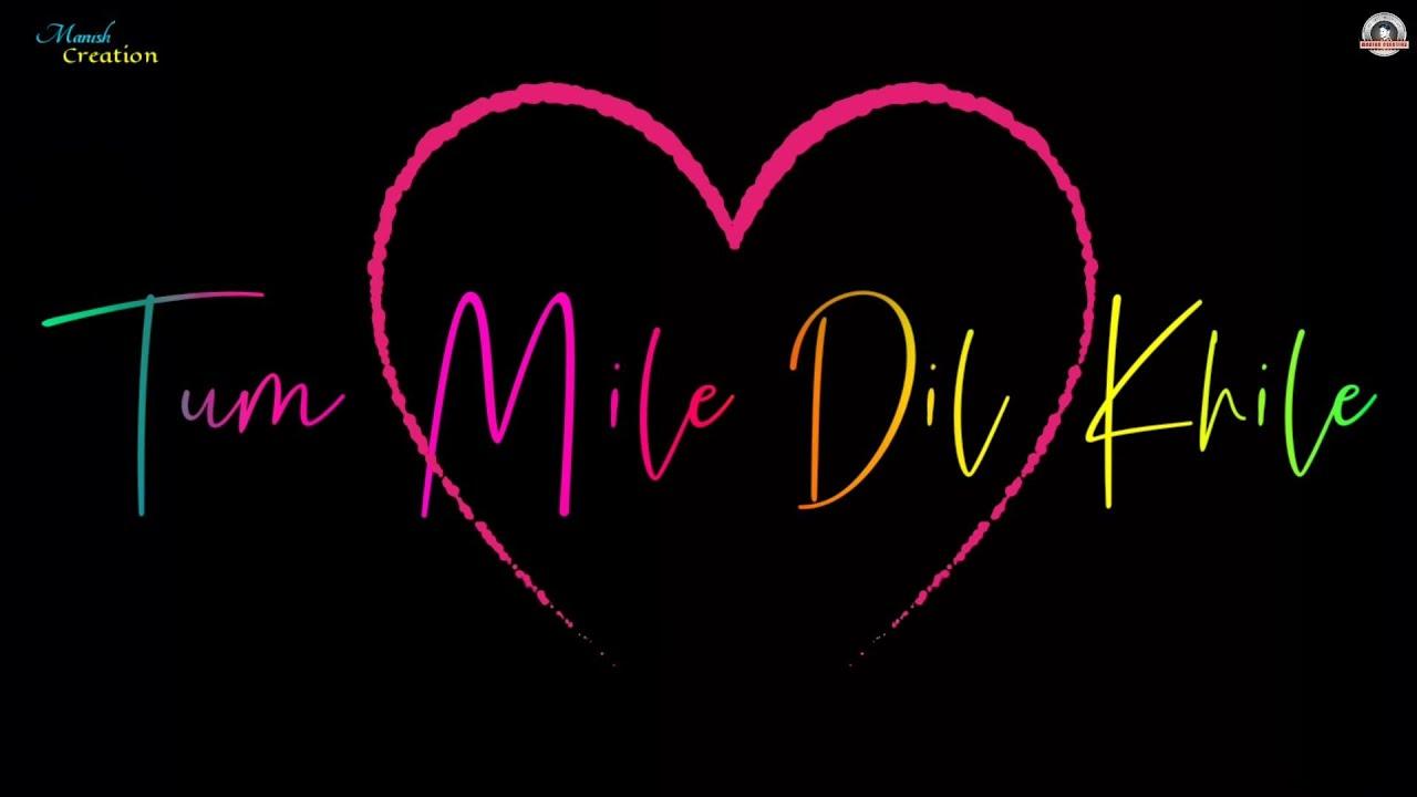 Download Tum Mile Dil Khile WhatsApp Status 😍 Love WhatsApp Status 😍 Latest Status Video