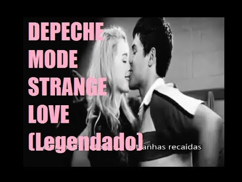 DEPECHE MODE: STRANGELOVE (Legendado)