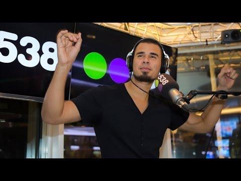 Dikke live-set Afrojack bij Radio 538