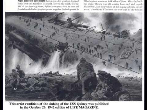 USS Quincy: Ghost of Savo Island