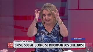 """Presidenta de la ANMP: """"es muy importante que los medios hagamos una autocrítica"""""""