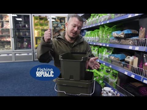 Trakker PureFlo Bait System - Alex Bransby (FR Milton Keynes Grand Opening) | Fishing Republic