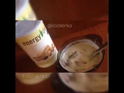 Грибной суп ( Энерджи диет)