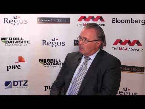 MandA.TV: DITA 2014 - Keith A. Maib Interview