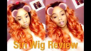 Synthetic Wig Series | Zury Sis Siri WIG ft. DIVATRESS.COM