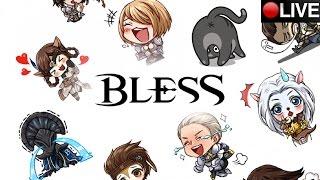 Вечерние посиделки в BLESS с Лапой и Кёном