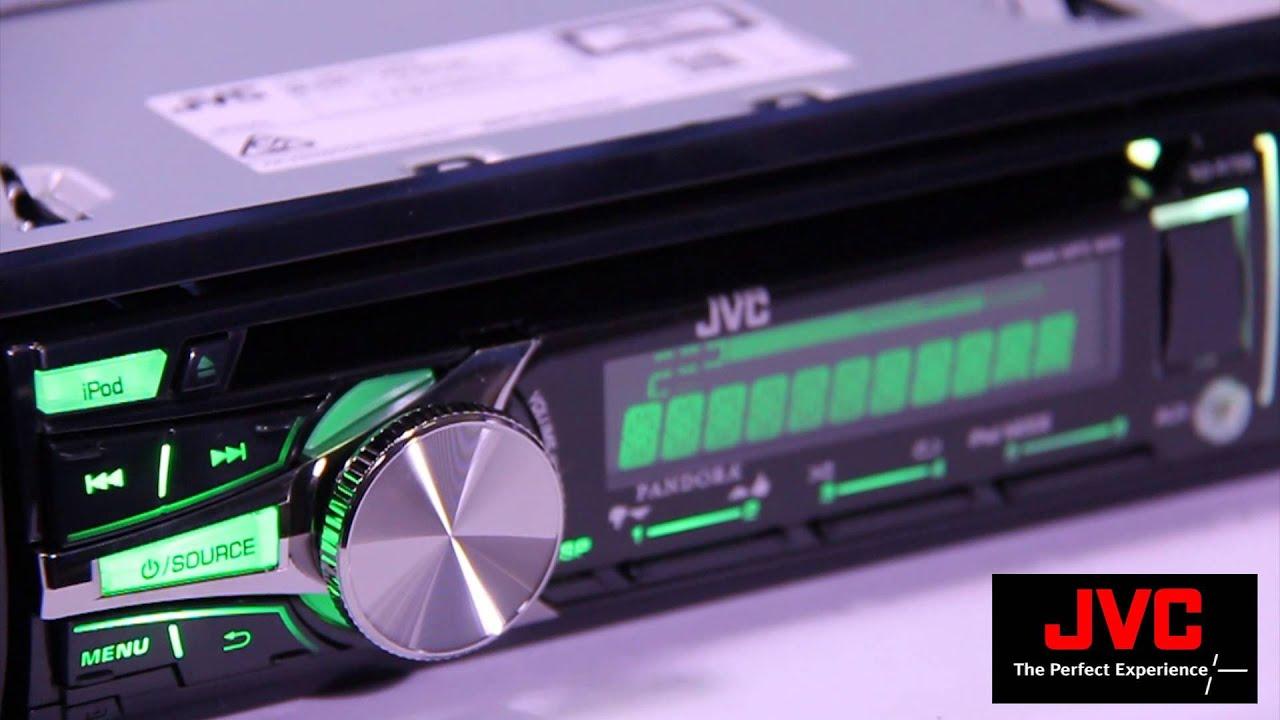 JVC KD-R756 Receiver Download Driver