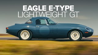Eagle Lightweight GT Review: The Ultimate Jaguar E-Type? | Carfection 4K