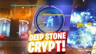 CLAN REDEEMS FIRST DEEP STONE CRYPT RAID!