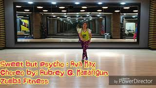 Sweet but Psycho: Ava Max/ Choreo by: Awesome Aubrey G. Mamañgun/ Zumba Dance Fitness