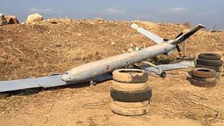 سقوط طائرة استطلاع تابعة للعدو الاسرائيلي في مرفأ طرابلس