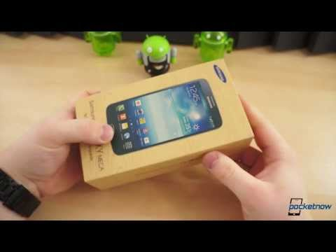 Galaxy Mega 6.3 unboxing