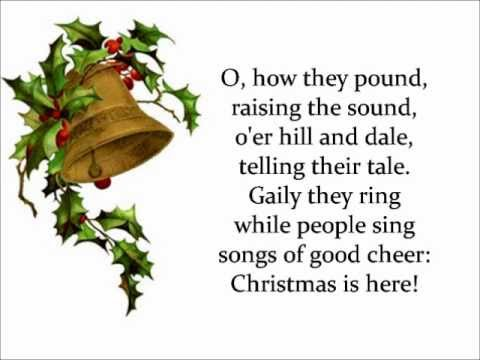 Carol of the Bells with Lyrics
