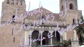 1分世界遺産 126 アラブ ノルマン様式のパレルモおよびチェファルとモンレアーレの大聖堂 イタリア51