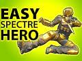 BLACK OPS 3 - HOW TO GET SPECTRE HERO GEAR EASY!