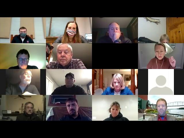 12-22-2020 Wabasha City Council - Special Council Meeting