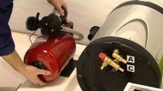 VETUS - Einbauvideo Trinkwassersystem - Bukh Bremen GmbH.flv