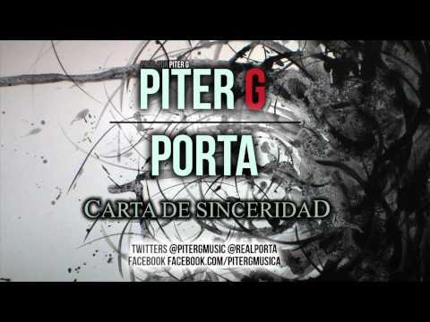 Carta de sinceridad   Piter-G y Porta [2014]
