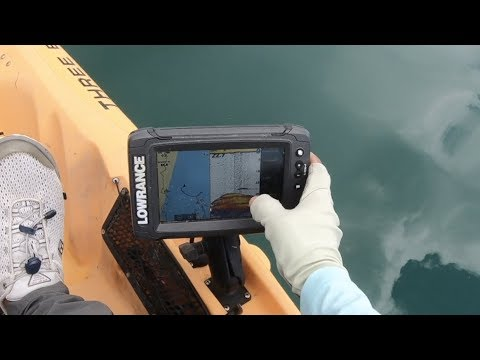 Using My Lowrance To Find Fish