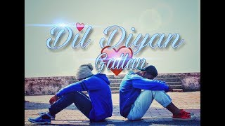 Dil Diyan Gallan | Tiger Zinda Hai | Dance choreography  video