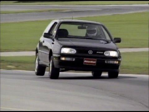Retro Review: 1995 Volkswagen GTI VR6