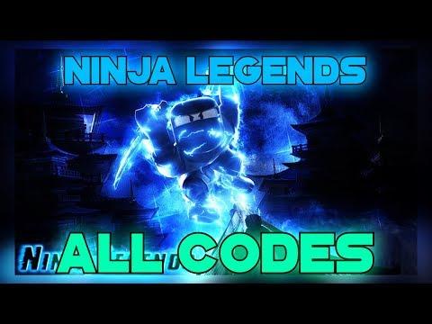 Roblox ⚡ Ninja Legends ALL CODES, SECRET CODES!