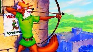 РОБИН ГУД.Robin Hood.Дисней.Disney аудио сказка: Аудиосказки-Сказки на ночь.Слушать сказки онлайн
