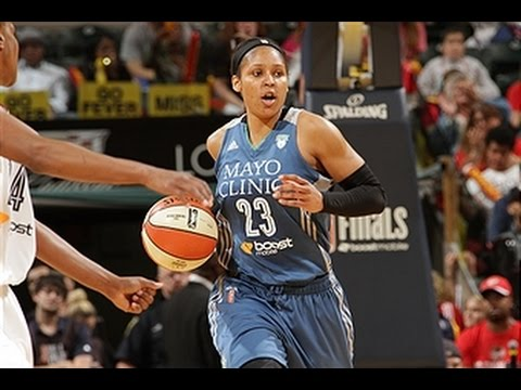 Maya Moore Fills Up the Stat Sheet in Game 4 of Finals