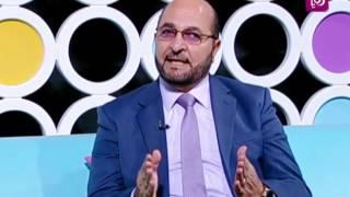 د. غالب ربابعة - حصوله على جائزة عبد الحميد شومان للباحثين العرب
