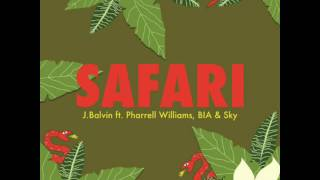 Safari - J.Balvin ft. Pharrell Williams, BIA & Sky