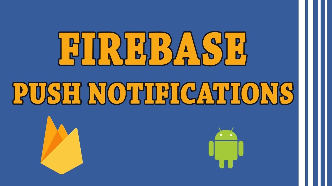 Android Firebase: push notifications from Firebase console