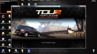 Test Drive Unlimited 2 Launch Problem