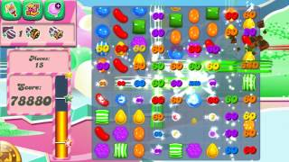 Candy Crush Saga Level 257 No Boosters