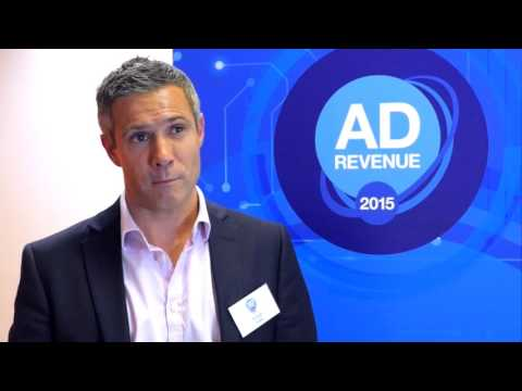 Ad Revenue Europe 2015 Interview with PubMatic's VP EMEA Bill Swanson