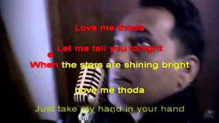 Love Me Thoda Karaoke