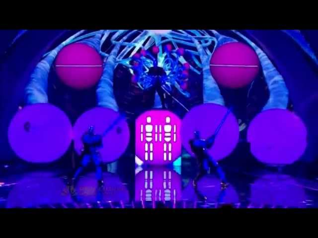 Blue Man Group Shake Your Booty Youtube