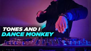 PALING GILA ! DANCE MONKEY - TONES AND I (Isky Riveld Remix)