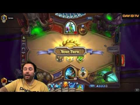 Day[9] HearthStone Decktacular #275 - Road to Legend Freeze Mage P3