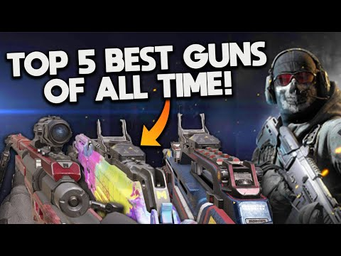 BEST 5 GUNS of ALL TIME! The #1 Guns from Season 1 in Call Of Duty: Mobile (Insane Clips Ranked)
