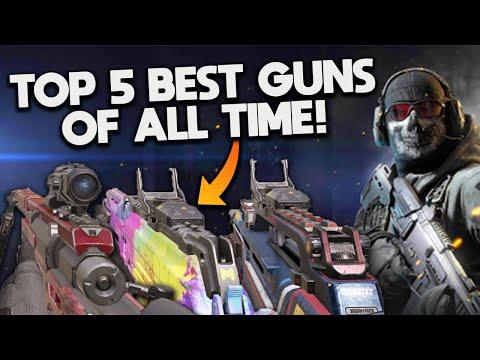 BEST 5 GUNS
