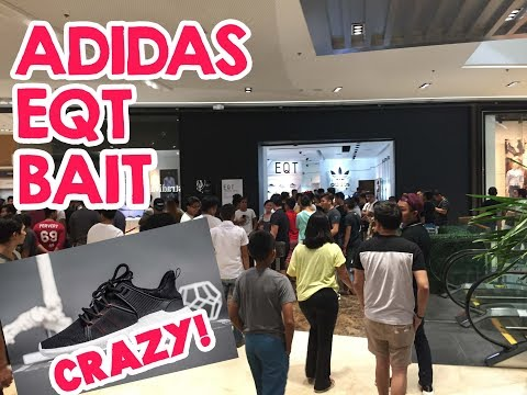 CRAZY BAIT ADIDAS EQT  RELEASE IN MANILA + SELLING THE BEST ULTRABOOST? EP.6