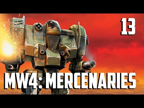 MW4: Mercenaries - Ep 13 'Encountering Clans'